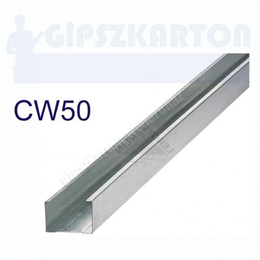Gipszkarton profil CW50