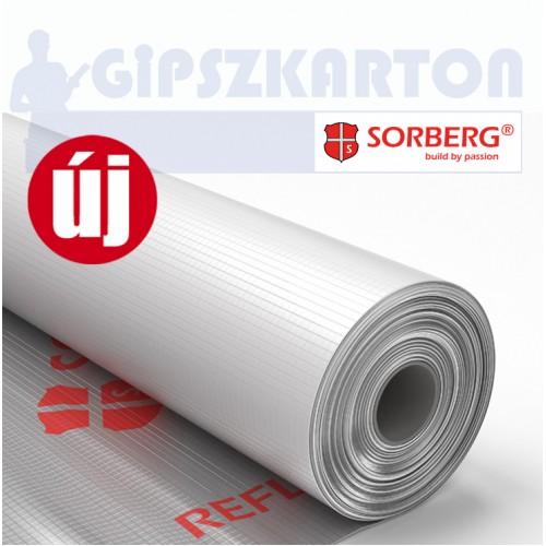 SORBERG REFLEX AL90 / Párazáró hálóerősített hőtükör fólia