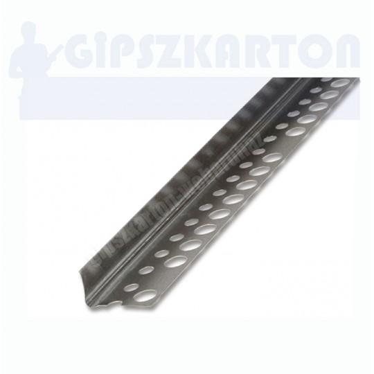 Gipszkarton ALU élvédő 23*12mm