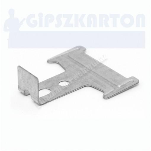 Gipszkarton CD profil derékszögű függesztő horgony