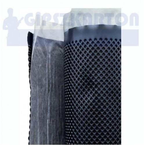 Felületszivárgó drénlemez geotextiliával (BB) (8 mm)