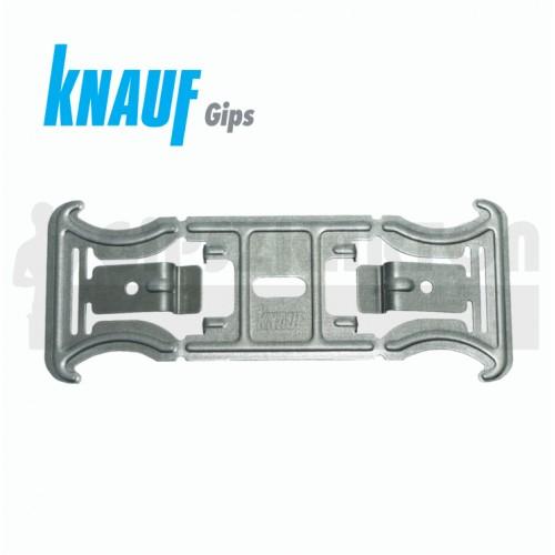 Gipszkarton CD profil biztonsági kereszt összekötő / KNAUF