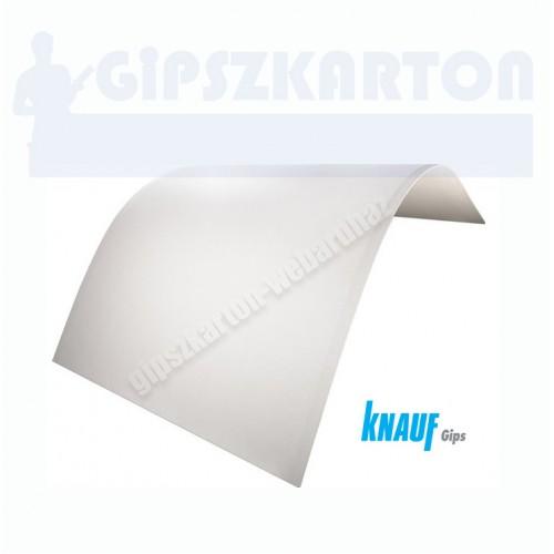 Hajlítható normál gipszkarton / 0,9x2,5 m