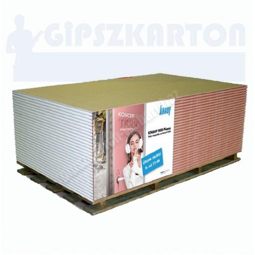 Red Piano gipszkarton / 2mx1,25m