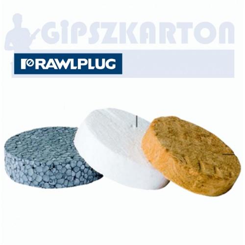 Szigetelés rögzítő zárósapka / RAWLPLUG CAP63