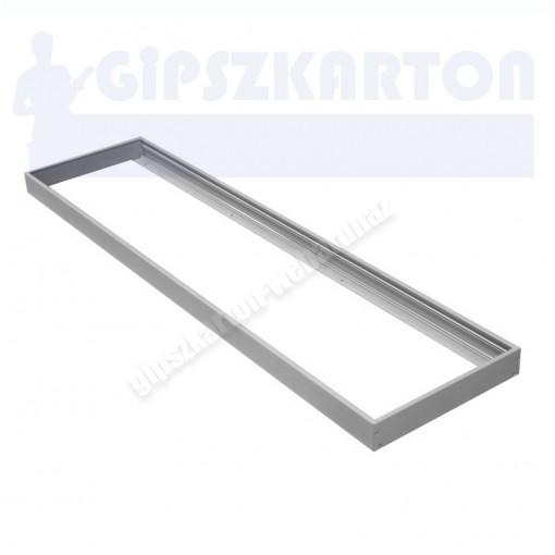 LED PANEL falon kívüli beépítő keret