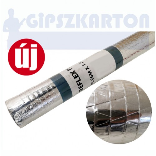 Párazáró hőtükör fólia / Reflex PZ TRIO