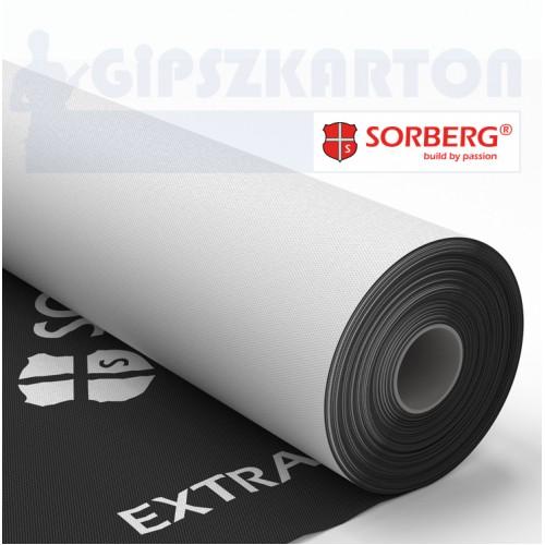 Sorberg Extra páraáteresztő fólia 135 g / 3 rétegű