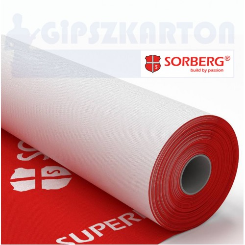 Sorberg Superior páraáteresztő fólia 220 g / 3 rétegű
