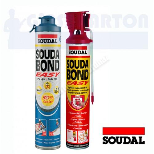 Soudabond Easy poliuretán ragasztó 750 ml