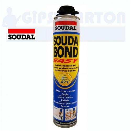 Soudabond Easy Winter poliuretán ragasztó 750 ml