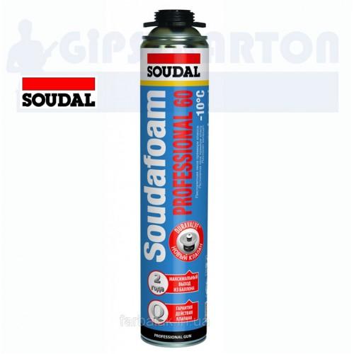 Soudal Professional 60 purhab 750 ml