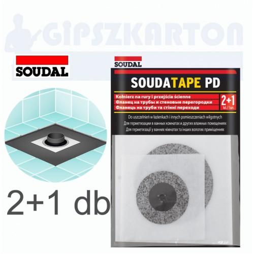 Csőátvezető alátét / SOUDATAPE PD