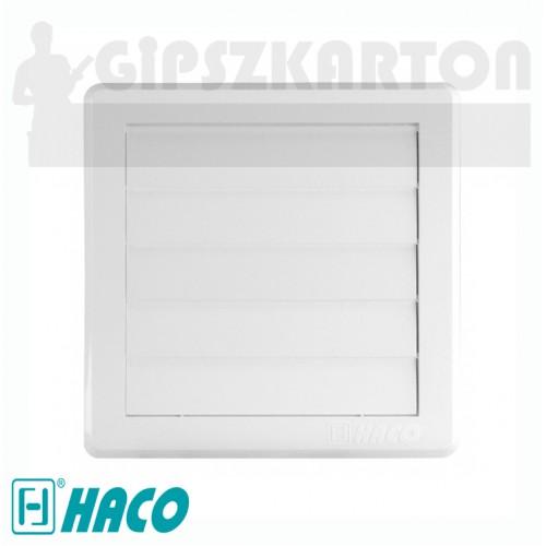 Haco gravitációs szellőzőrács (fehér)