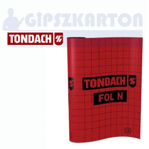 TONDACH FOL-N 120 lélegző tetőfólia