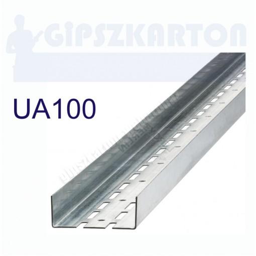 Gipszkarton merevítő profil UA100
