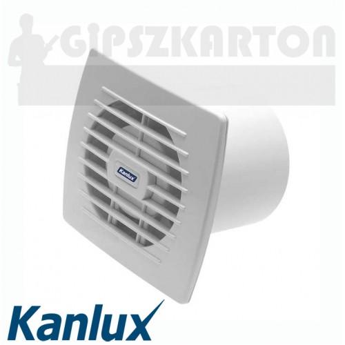 Kanlux időkapcsolós ventilátor
