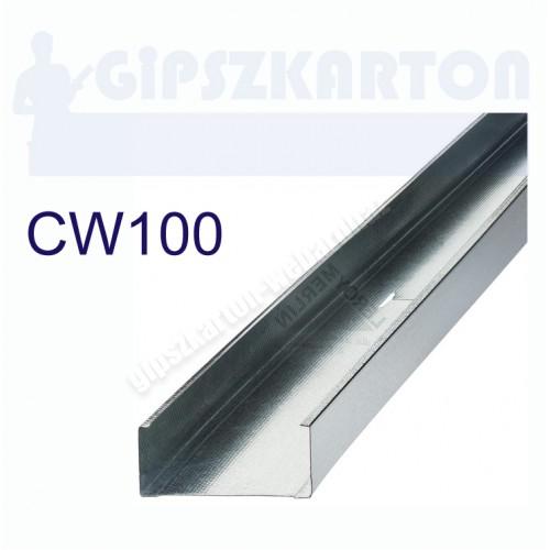Gipszkarton profil CW100