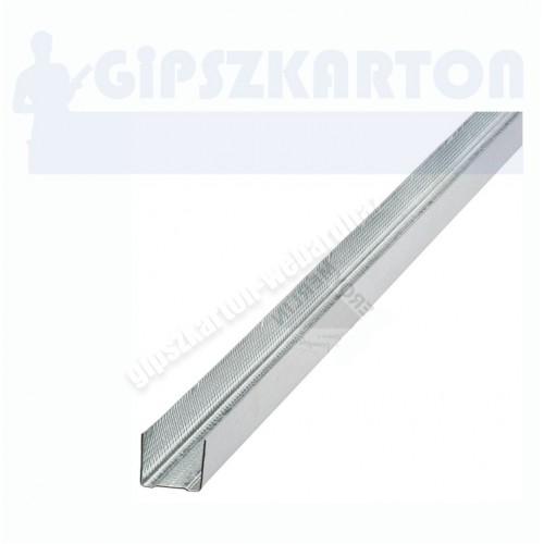 Gipszkarton profil UD30