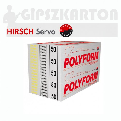 HIRSCH EPS-200 lépésálló polisztirol