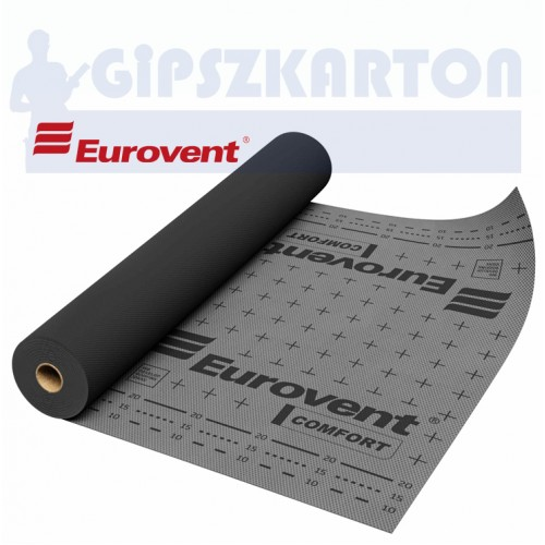 EUROVENT Comfort páraáteresztő fólia 220 g / 3 rétegű