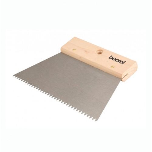 Fogazott spatulya