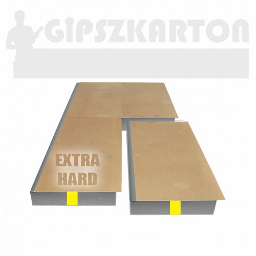 EXTRA-HARD Járható padlás szigetelő lap