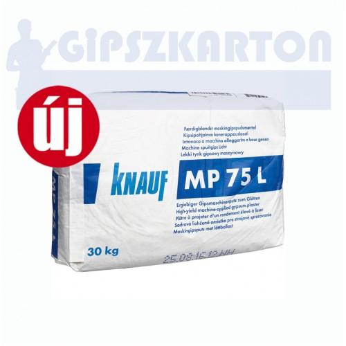 KNAUF MP75 L gépi gipszvakolat