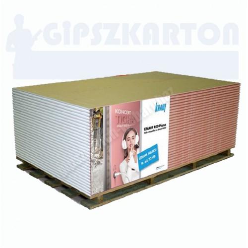 Red Piano gipszkarton / 2x1,25 m