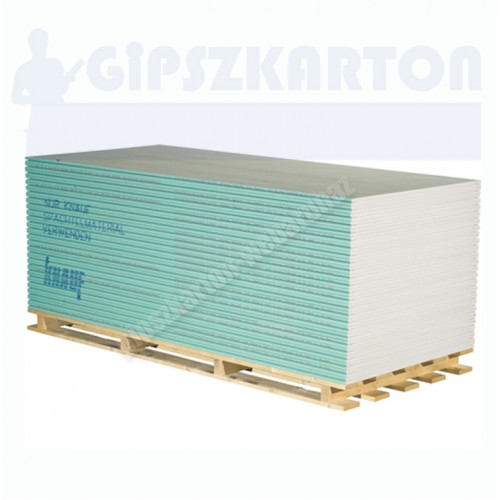 Tűzgátló-Impregnált gipszkarton / 2x1,25 m