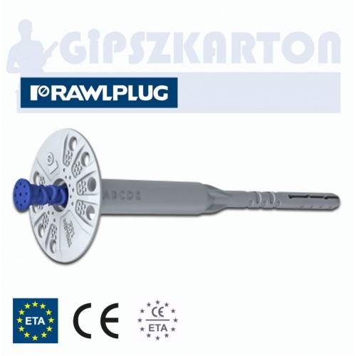 Szigetelés rögzítő hőhídmentes fémszeggel / RAWLPLUG R-TFIX 8M