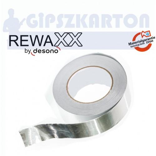 REWAXX ALUBAND PP50 / Alu ragasztószalag