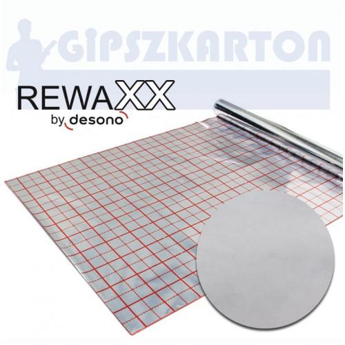 Párazáró hőtükör fólia 4 rétegű / REWAXX® VAPO Reflex