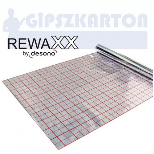 Párazáró hőtükör fólia 3 rétegű / REWAXX® VB Reflex